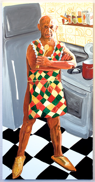 Domestic Picasso