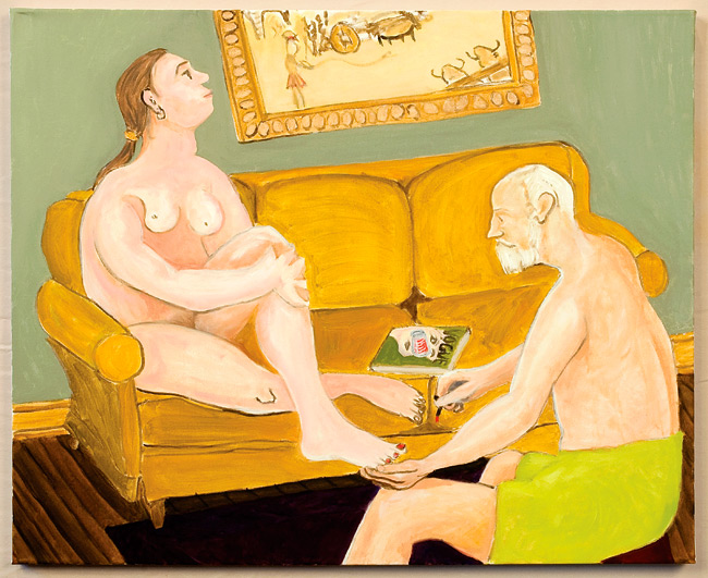Toenail Painting
