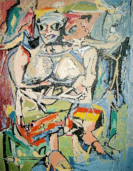 48″ x 60″, acrylic on canvas