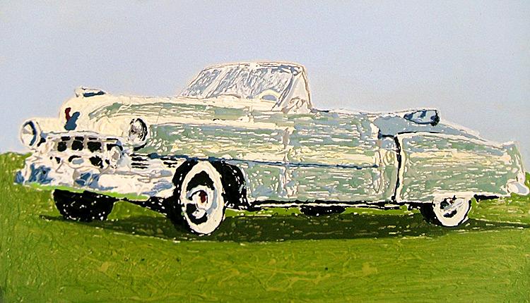 1952 Caddy, Three-quarter Front