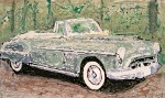 1950 Green Olds thumbnail