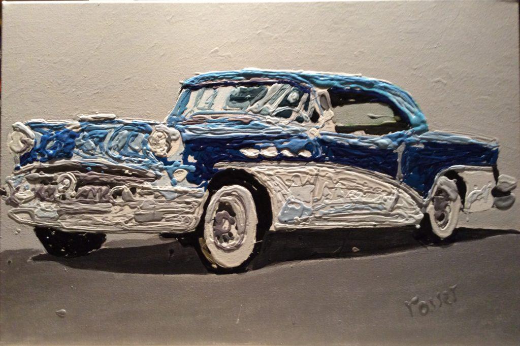 Blue Olds